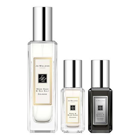 Jo Malone London Fragrance Trio Wood Sage and Sea Salt