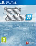 Farming Simulator 2022, PS4 -peli