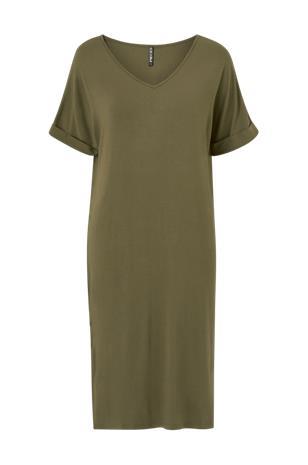 Pieces Mekko pcNeora SS Fold Up Dress