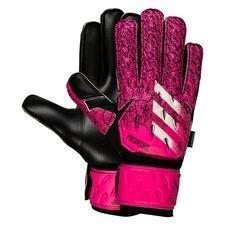 adidas Maalivahdin Hanskat Predator Match Fingersave Superspectral - Pinkki/Musta