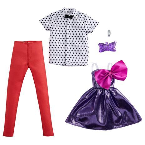 Barbie - Ken & Barbie Fashion 2-Pack - Style B