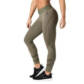 Better Bodies Chelsea Tights Wash Green