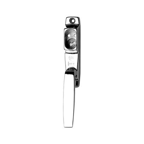 ASSA Fix 835S Turvakädensija 53 mm, kromattu Oikea
