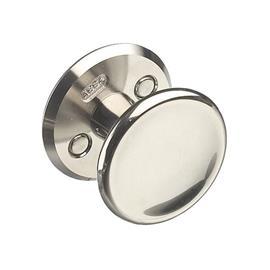 ASSA 496 Oven nuppi ä˜50/52 mm Nikkelipinnoitettu