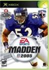 Madden NFL 2005, Xbox -peli