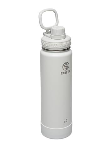 Takeya Takeya Actives Insulated Bottle 24oz/700ml Accessories Water Bottles Sininen Takeya PEBBLE