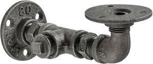 Kannake Dolle Cast Valurauta 170 x 60 x 95 mm