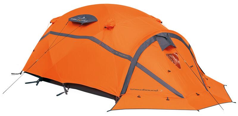 Ferrino Snowbound 2 Tent, orange