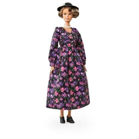 Barbie Inspiring Women Eleanor Roosevelt -muotinukke