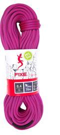 Fixe Fanatic Rope 8,4mm x 60m, vaaleanpunainen/violetti