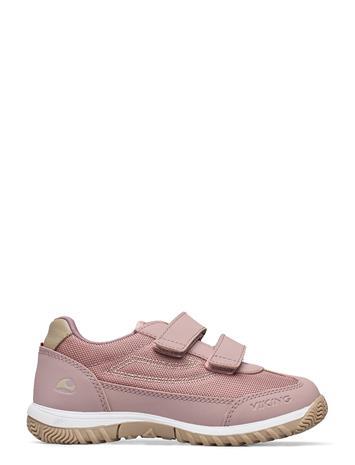 Viking Larvik Matalavartiset Sneakerit Tennarit Vaaleanpunainen Viking DUSTY PINK