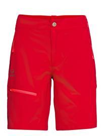 Halti Pallas W X-Stretch Lite Shorts Shorts Sport Shorts Punainen Halti SKI PATROL RED