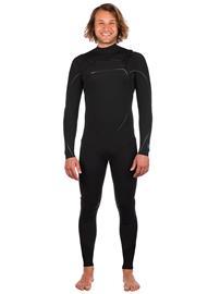 Patagonia R1 Yulex Front Zip Wetsuit black Miehet