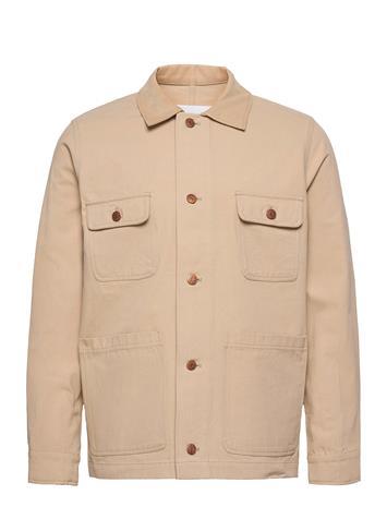 Samsä¸e Samsä¸e Verno Jacket 14007 Ohut Takki Beige Samsä¸e Samsä¸e HUMUS