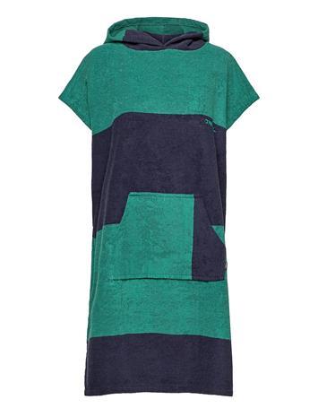 O'Neill Bm Jack'S Logo Towel Swimwear Beach Towels Vihreä O'Neill GREEN AOP