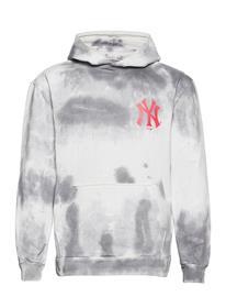 Fanatics New York Yankees Tie Dye Graphic Hoodie Huppari Harmaa Fanatics TIE DYE