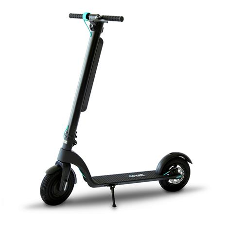 Velt Smart Scooter X8 sähköpotkulauta, musta/sininen