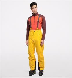 Haglöfs Lumi Loose Pant Men - Miehet - XL - Pumpkin Yellow