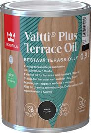 Valtti Plus Terrace Oil Tikkurila Musta