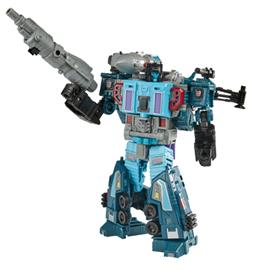 Transformers - Generations War for Cybertron - Earthrise Leader Doubledealer (E8205)