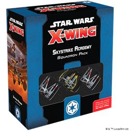 Star Wars X-Wing Second Edition Skystrike Academy Squad Lautapeli