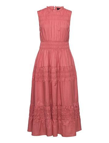 Lindex Dress Cassiopeia Polvipituinen Mekko Vaaleanpunainen Lindex PINK