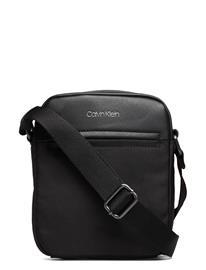 Calvin Klein Reporter S Olkalaukku Laukku Musta Calvin Klein CK BLACK