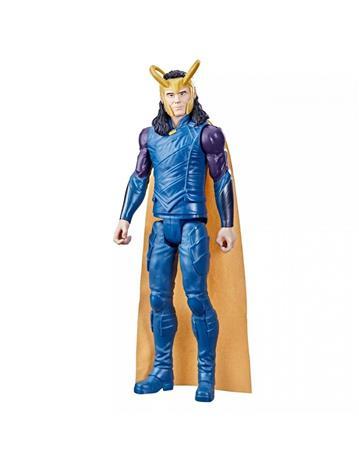 Avengers - Titan Heroes - Loki (F2246), Nuket ja pehmolelut