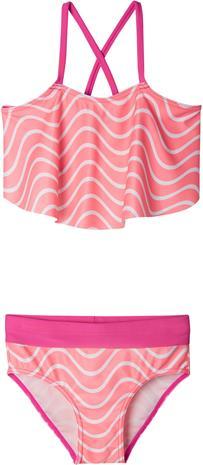 Reima Aallokko Bikinit UPF50+, Neon Pink, 128