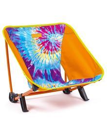 Helinox Incline Festival Chair, tie dye/orange