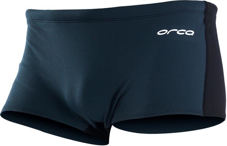 ORCA RS1 Square Leg Shorts Men, musta