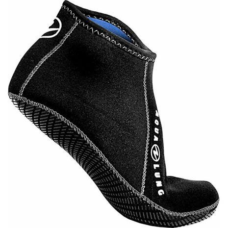 AquaLung Ergo Neoprene Socks - Low Top Dive Boots 3mm