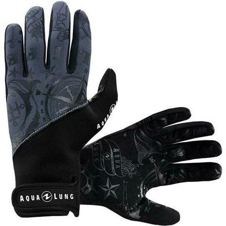 AquaLung Admiral III 2mm Gloves Mens