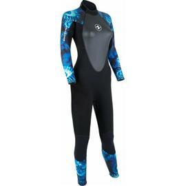AquaLung HydroFlex 1mm Wetsuit Womens