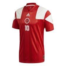 adidas T-paita Copenhagen City Pack - Punainen/Valkoinen