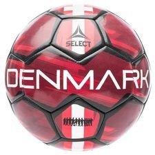 Select Jalkapallo Tanska EURO 2020 - Punainen/Valkoinen/Musta