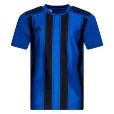 adidas Pelipaita Striped 21 - Sininen/Musta Lapset