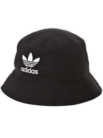 adidas Originals Trefoil Adicolor Bucket Hat black / white