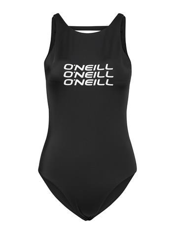 O'Neill Pw Logo Bathingsuit Uimapuku Uima-asut Musta O'Neill BLACK OUT