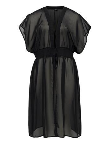 Zizzi Sdoha, Dress Rantavaatteet Musta Zizzi BLACK