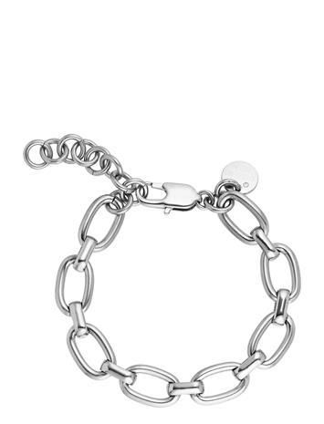 Dyrberg/Kern Jam /B Ss Accessories Jewellery Bracelets Chain Bracelets Hopea Dyrberg/Kern SILVER