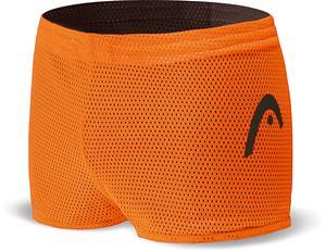 HEAD Drag Suit Uimashortsit, Musta/Oranssi S