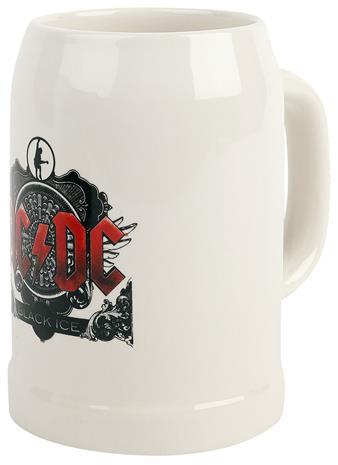 AC/DC - Black Ice - Oluttuoppi - Unisex - Beige