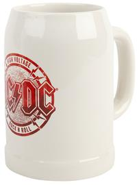 AC/DC - - Oluttuoppi - Unisex - Beige