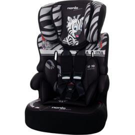 osann lastenistuin BeLine SP Luxe Zebra