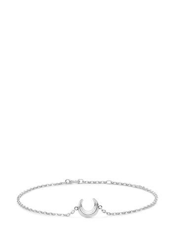 ID Fine Jewelry Cresent Moon Bracelet Accessories Jewellery Bracelets Chain Bracelets Hopea ID Fine Jewelry GOLD