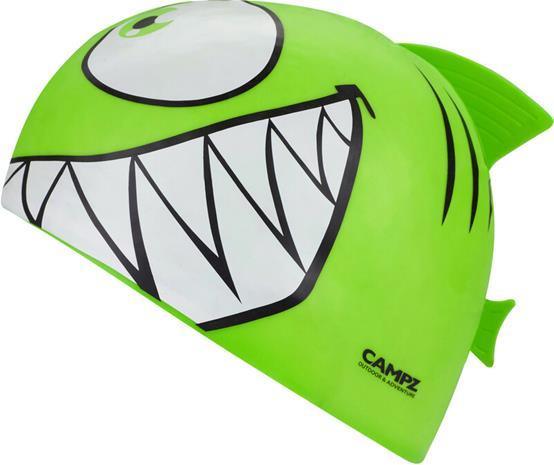 CAMPZ Swimming Cap Kids, vihreä
