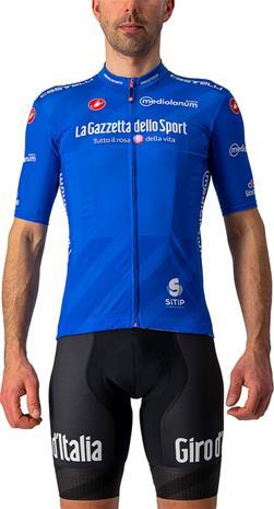 Castelli Giro d'Italia 104 Competizione SS Jersey Men, azzurro