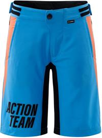 Cube Junior X Actionteam Baggy Shorts Kids, sininen