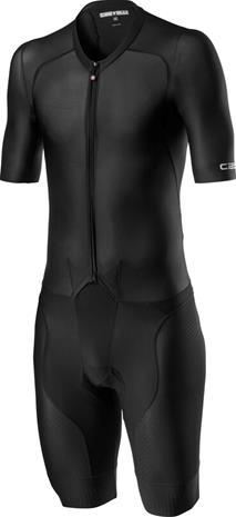 Castelli Sanremo 4.1 Speed Suit Men, musta
